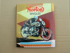 Norton singles, Roy Bacon, all models 1927 on